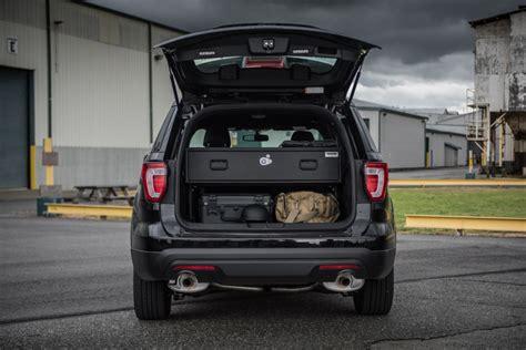 truckvault  secure  vehicle storage truckvault elevated patrol vehicle equipment trunk