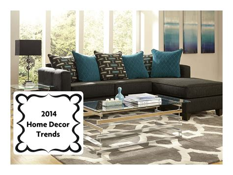 2014 home decor trends furniture outlet