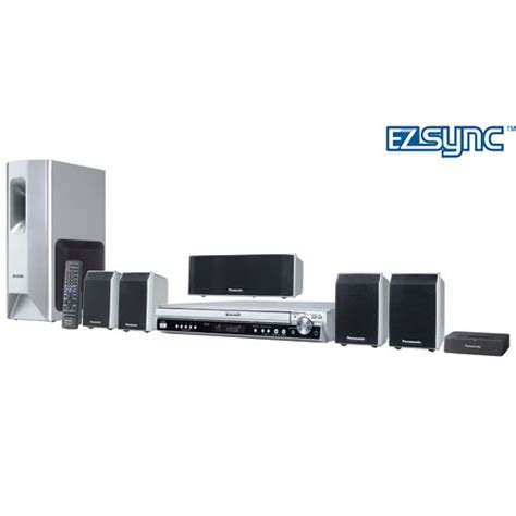Home Theater Panasonic panasonic sc pt650 home theater system sc pt650 b h photo