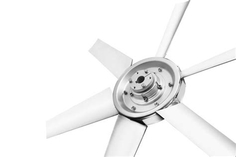 multi wing fan blades axial fans h series multi wing