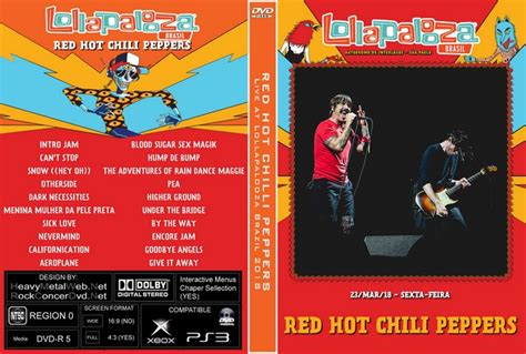 can t stop red hot chili peppers download red hot chili peppers live at lollapalooza brazil 2018 dvd