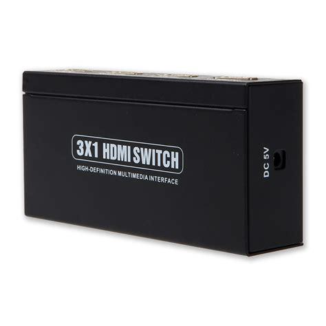 3x1 Hdmi 1 4 Switch hdmi switch 3x1 actiekabel