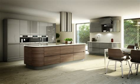 Ultra Modern Kitchen Design by Kitchens Kitchen Company Uxbridge