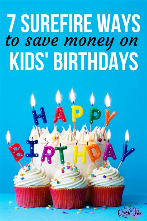 7 Alternative Ways To Celebrate Your Birthday by 7 Surefire Ways To Save More Money On Your Birthday