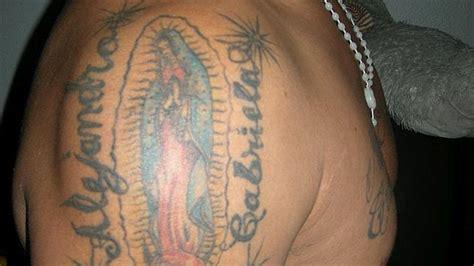 imagenes de virgen de guadalupe para tatuajes tatuaje de la virgen de guadalupe que luca uno de los