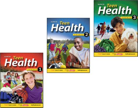 a with health books middle school health tcr ms health