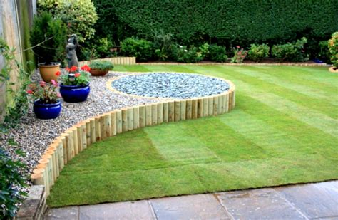 Basic Backyard Landscaping Ideas Landscaping Ideas For Retaining Wallsthe The Simple Backyard Small Yards1 Homelk