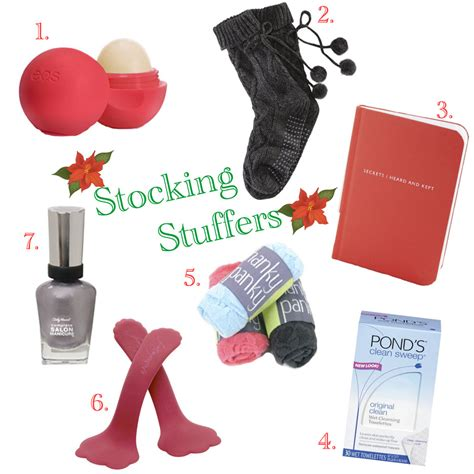 stocking stuffers stocking stuffers