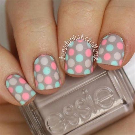 imagenes de uñas pintadas faciles para niñas las 25 mejores ideas sobre dise 241 os de u 241 as mate en