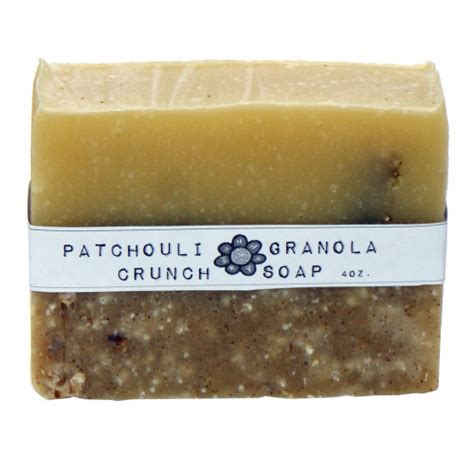 Handmade Organic Soap Recipes - patchouli soap recipe with labels