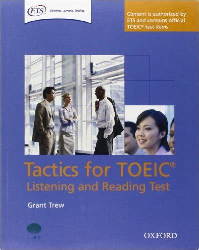 Paket Buku Oxford For Toeic Test tactics for toeic speaking and writing tests student 39 s