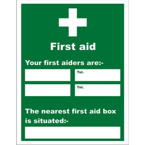 aid template aid sign