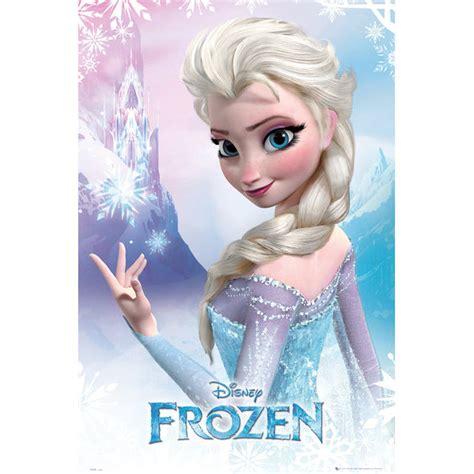 Printable Elsa Poster   gb eye maxi poster fp3295 frozen elsa disney