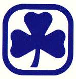 Guide Trefoil Outline by Guides Scouts Patch Collecting Guide And Scout Patch Collecting