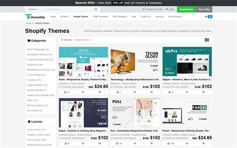 shopify themes download free best free premium shopify templates download from theme