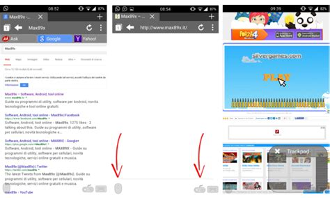 android flash browser browser android ios per vedere contenuti in flash