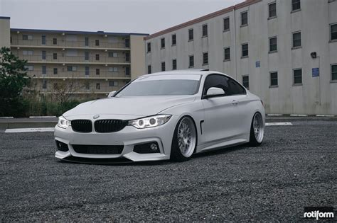 bmw m4 stanced stanced bmw m4 coupe at h2oi carid com gallery