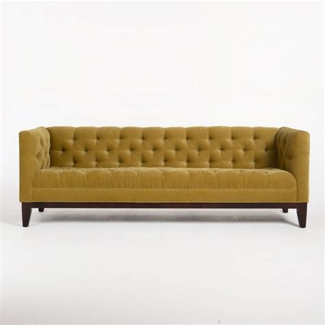 hd buttercup sofa tufted sofa valor mustard sofas seating living hd