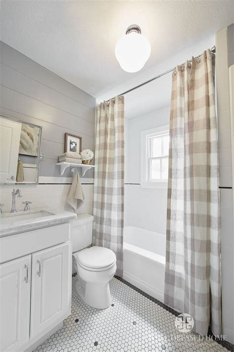 White Interiors Homes farmhouse bathrooms house of hargrove