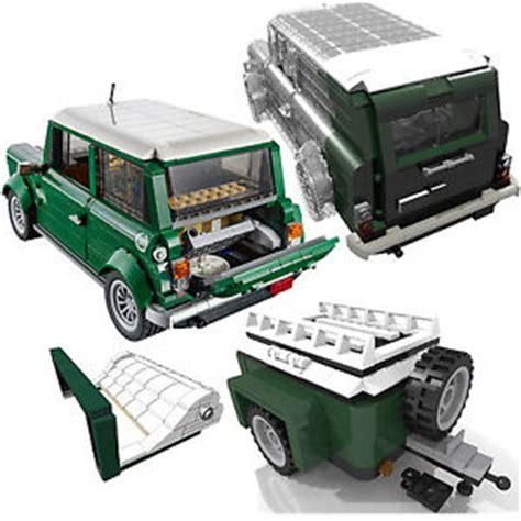 Lego Mini Cooper 10242 Misb lego set 10242 mini cooper cabrio gep 228 ck anh 228 nger
