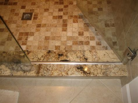 Frameless Shower Doors Leak Semi Frameless Shower Leaks Curb Is Out Of Level And Outsloping