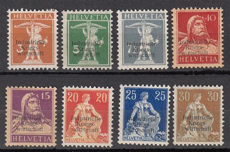 Schweiz Briefmarken Kaufen Briefmarken Schweiz Spezial Postfrisch Schweiz Besonderheiten Postfrisch G 252 Nstig Kaufen Im