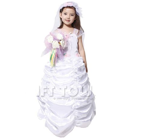 kids bride halloween costume children kids wedding bride costumes for girls fantasy