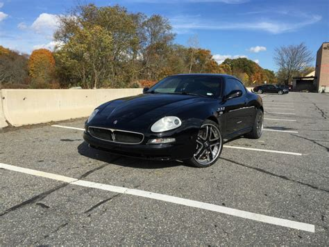 2004 maserati coupe gt coupe for sale