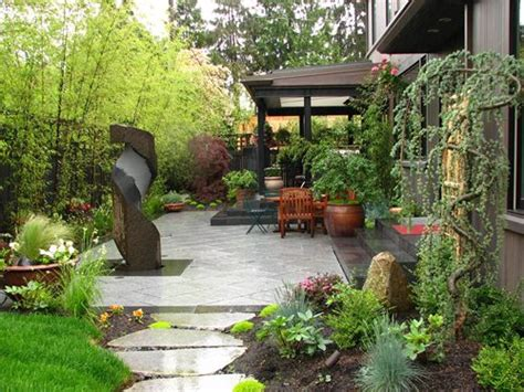 Japanese Patio Design Japanese Garden Landscaping Network
