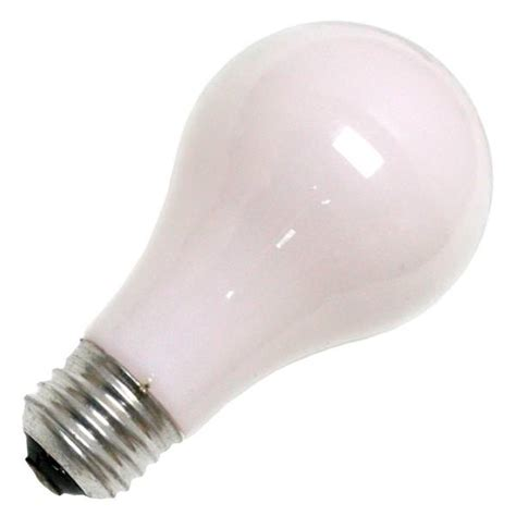 soft pink light bulbs ge 97483 60a spk standard solid ceramic colored light