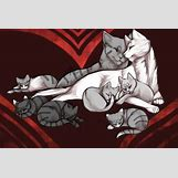 Warrior Cats Jayfeather And Halfmoon Kits | 600 x 400 jpeg 64kB