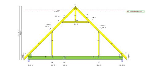 bonus room trusses attic storage trusses pictures to pin on pinsdaddy