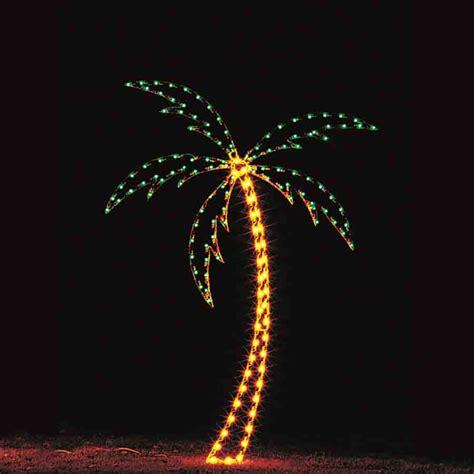 led palm tree lights led palm tree 10 christmasnightinc