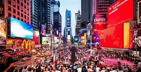 time square new york web the radar wonders at popular attractions