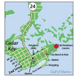 cedar key fl map clubmotorseattle