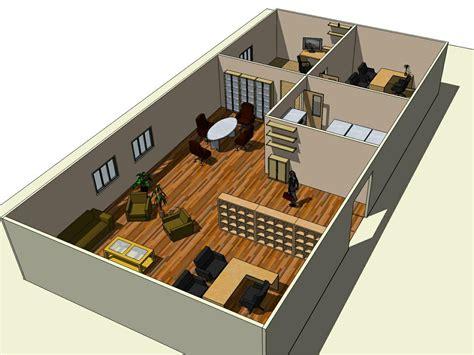 Isometric Floor Plan by Floor Plan Isometric Back Top View