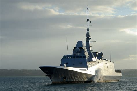 Cc Marine Mba by The Multi Missions Destroyer Fremm Aquitaine In Halifax