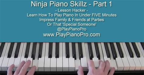 how to play piano a beginnerã s guide to learning the keyboard and techniques books how to piano skills play piano like a pt1