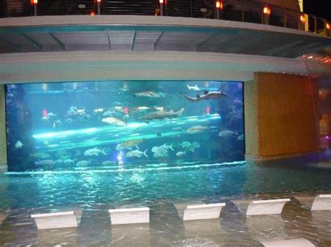 Aquarium Pool Table by Fremont Picture Of Golden Nugget Hotel Las Vegas
