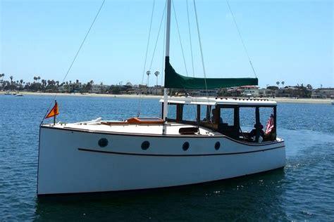 vintage boats for sale california 1981 scout fairchild 30 fiberglass raised deck cruiser