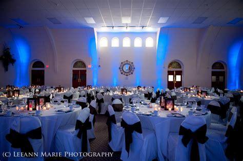 Uplighting for your Pittsburgh Wedding