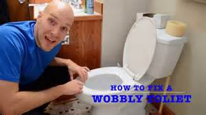 how to fix a toilet seat