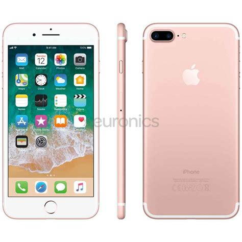 smartphone iphone 7 plus apple 32 gb mnqq2et a