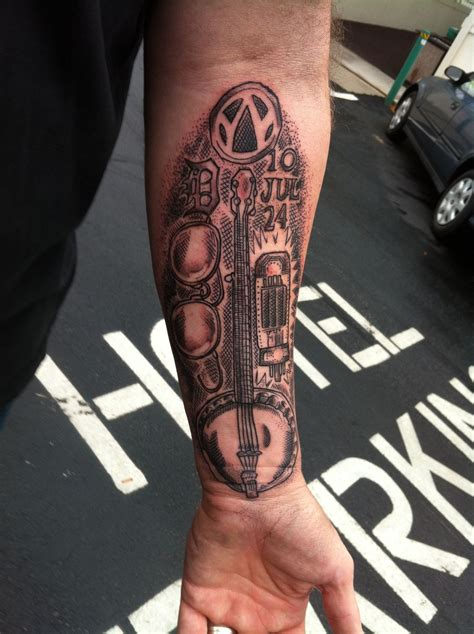 tattoo tubes my a tribute by weigle at baltimore