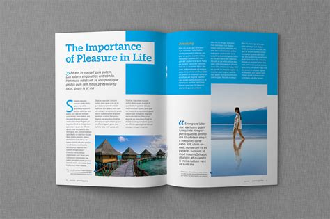 magazine layout design template indesign magazine bundle save 60 magazine templates
