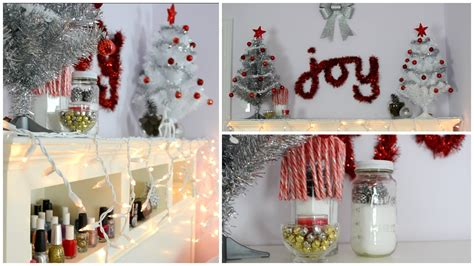diy holiday room decorations easy cheap