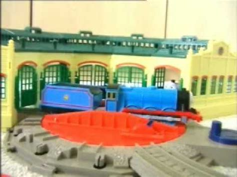The Trackmaster Tidmouth Sheds by Tomy Tidmouth Sheds Trackmaster Gordon The Tank