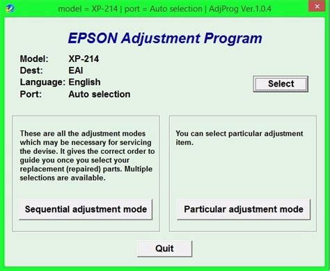 reset epson adjustment program xp 214 reset epson xp 214 xp214 s 243 hoje r 4 99 em mercado livre