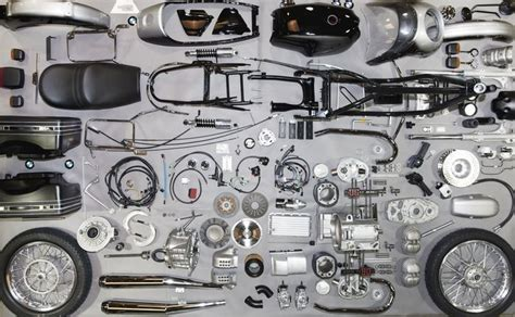 Bmw Classic Motorrad Parts building a beemer from the bmw parts catalog hemmings daily
