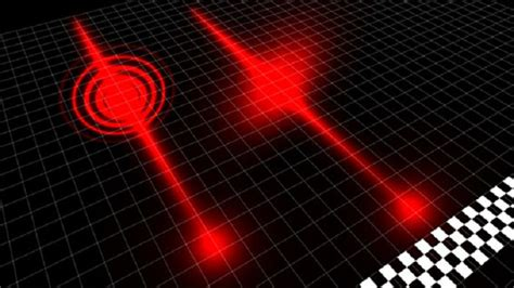 A Slower Speed Of Light by Researchers The Speed Of Light